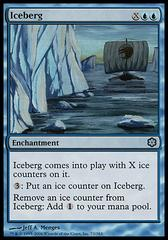 Iceberg on Channel Fireball