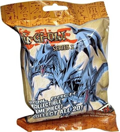 Yu-Gi-Oh! Series 2 Booster Pack