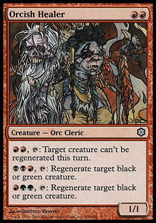 Orcish Healer