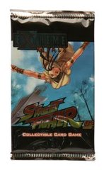 Street Fighter Extreme Rivals Booster Pack