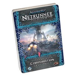 Android: Netrunner - System Crash Draft Corp Draft Pack