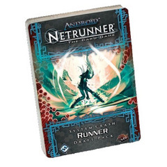 Android: Netrunner - System Crash Draft Runner Draft Pack