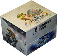 Soul Calibur III Siegfried vs Sophitia Battle Pack Box