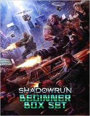Shadowrun: ^th edition Beginner Box Set
