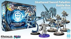 Dark Space Calamity: Shattered Sword Paladins Battle Box