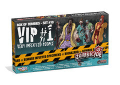 Zombicide Box of Zombies Set #9: VIP #1 – Very Infected People