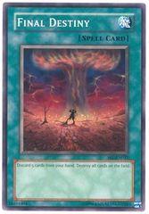 Final Destiny - SRL-035 - Common - Unlimited Edition