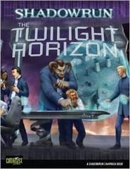 Shadowrun 20th Anniversary Edition: The Twilight Horizon