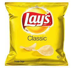 Lays Classic Single Serving