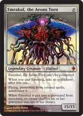 Emrakul, the Aeons Torn - Foil - Prerelease Promo