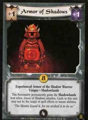 Armor of Shadows (Experienced)