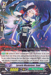 Lycoris Musketeer, Saul - BT17/055EN - R