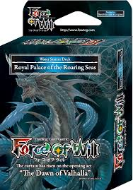 Royal Palace of the Roaring Seas Starter Deck