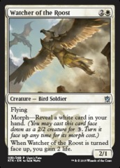 Watcher of the Roost - Ugin's Fate Promo