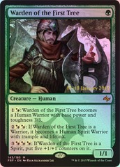 Warden of the First Tree - Foil - Prerelease Promo