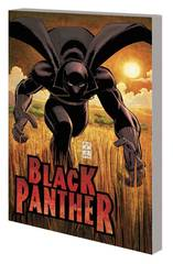 Black Panther Trade Paperback Who Is the Black Panther
