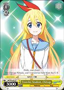 Transfer Student, Chitoge - NK/W30-E016 - C