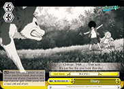 NK/W30-E023 CR Diary