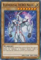 Elemental HERO Neos - SDHS-EN007 - Common - 1st Edition