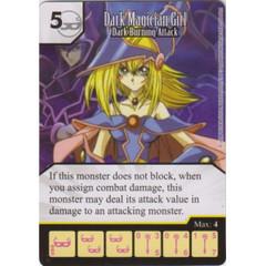 Dark Magician Girl - Dark Burning Attack (Die & Card Combo)