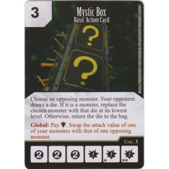 Mystic Box - Basic Action Card (Card Only)