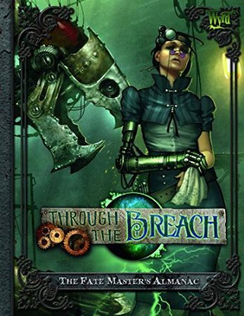 Through the Breach RPG: Fate Masters Almanac