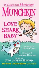 Munchkin Booster: Love Shark Baby