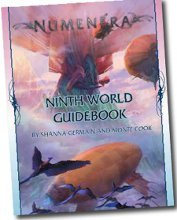 Numenera Ninth World Guidebook