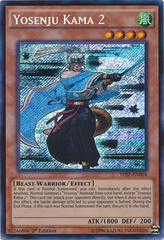 Yosenju Kama 2 - THSF-EN004 - Secret Rare - 1st Edition