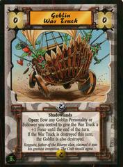 Goblin War Truck