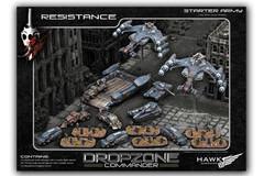 Dropzone Commander - Resistance Starter Set