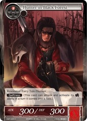 Hunter in Black Forest - CMF-026 - C - 1st Printing on Channel Fireball