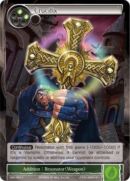 Crucifix - CMF-064 - C - 1st Printing