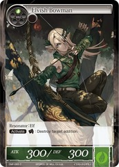 Elvish Bowman - CMF-065 - C - 1st Printing on Channel Fireball