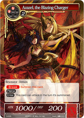 Azazel, the Blazing Charger - S-005 - S