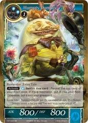 Humpty Dumpty - TAT-043 - Super Rare - 1st Printing
