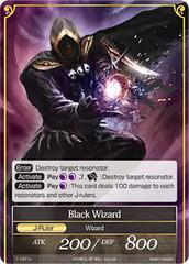 Black Wizard (J Ruler) - 1-167 - U