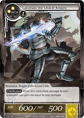 Garahad, the Oracle Knight - 1-011 - R