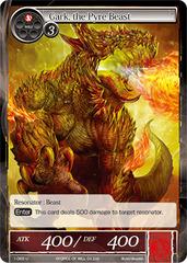 Gark, the Pyre Beast - 1-065 - U