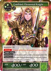 Gottfried, Elemental Knight - 1-153 - SR