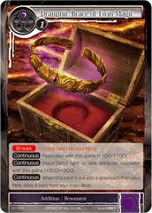 Draupnir, Brace of Twin Magic - 3-115 - R