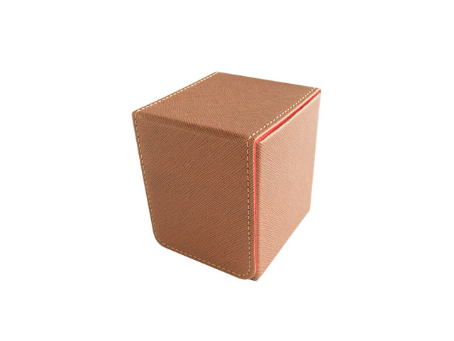 Creation Line Deck Box: Small - Brown