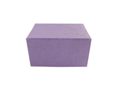 DEX Protection Deck Box: Creation - Purple Medium
