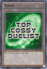 Top Ranked Cossy Duelist - TKN4-EN004 - Super Rare - Unlimited