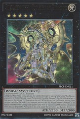 Stellarknight Constellar Diamond - SECE-EN051 - Ultra Rare - Unlimited Edition
