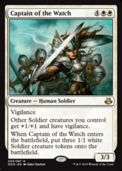 Captain of the Watch on Channel Fireball