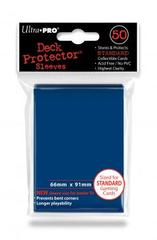 Sapphire - Metallic (Ultra Pro) - Standard Sleeves - 50ct