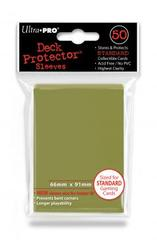 Ultra Pro Standard Sleeves - Gold (50ct)