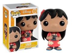Disney Series - #124 - Lilo (Lilo & Stitch)