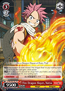 Fire Dragon Slayer, Natsu - FT/EN-S02-T01 - TD